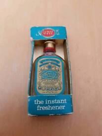 Unopened Eau De Cologne 4711 Instant Freshener