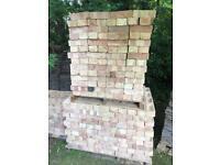 Bricks Reclaimed