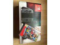 ***Nintendo Switch**** as new condition