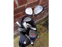 Howson Golf Club Set - Good Used Condition, Full Size