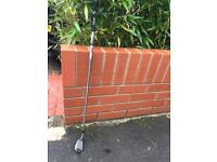 Golf Barely used 9 iron and wedge