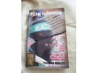 Ticket to paradise by Yvonne Ridley