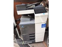 Digital printer cabinet styled Bizzhub 244e