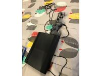 PS3 good working condition with 2 controllers