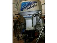 DT 60 Suzuki Longshaft Outboard