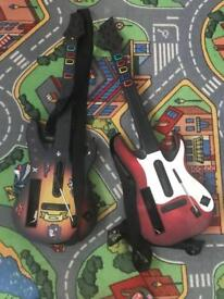 Guitars for the wii