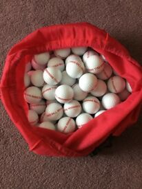 Practise golf balls