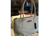 DKNY Real Leather Zouble Zip TOTE ** Brand NEW **