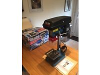 Brand New Bench Mounted Pillar Drill Fully Assembled