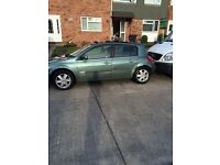 Renault Megane, 2004 54 plate, 1.6, QUICK SALE NEEDED!