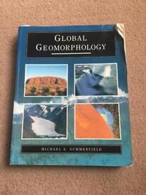 Global Geomorphology Michael A. Summerfield