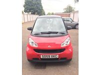 Smart car fortwo auto with MHD