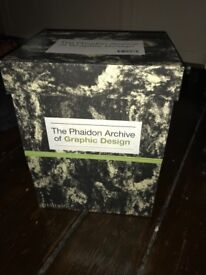 The Phaidon Archive of Graphic Design. Loose-leaf edition by Nick Bell and Melanie Archer in English