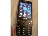Nokia N96 Black 3G WIFI GPRS Mobile phone Unlocked