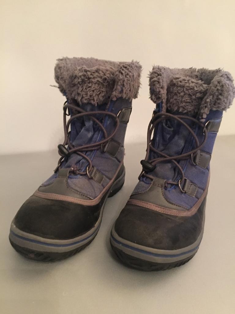 Boys Winter Snow Boots