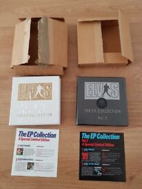 Elvis Presley - The EP Collection Volumes 1 and 2