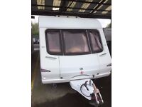Swift 2- 3 Berth Caravan Top of Range Accord 480 motor movers, Excellent condition Touring