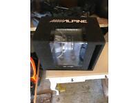 Alpine Sub Box