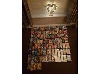 90 dvds disney lion king to i am legend all top titles job lot