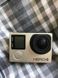 GO Pro HERO 4, Camera only
