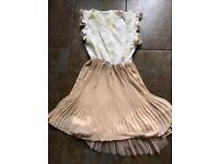 BNWT pretty dress never been worn size 12 summer ball wedding party