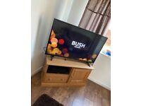 """Bush 50"""" 4K Ultra HD Smart TV"""