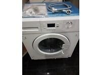 LAMONA INTERGRATED 7KG. WASHING MACHINE FOR SALE. .