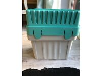 Tumble dryer condenser