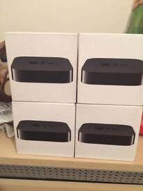 Apple TV (boxed, used and in very good condition)