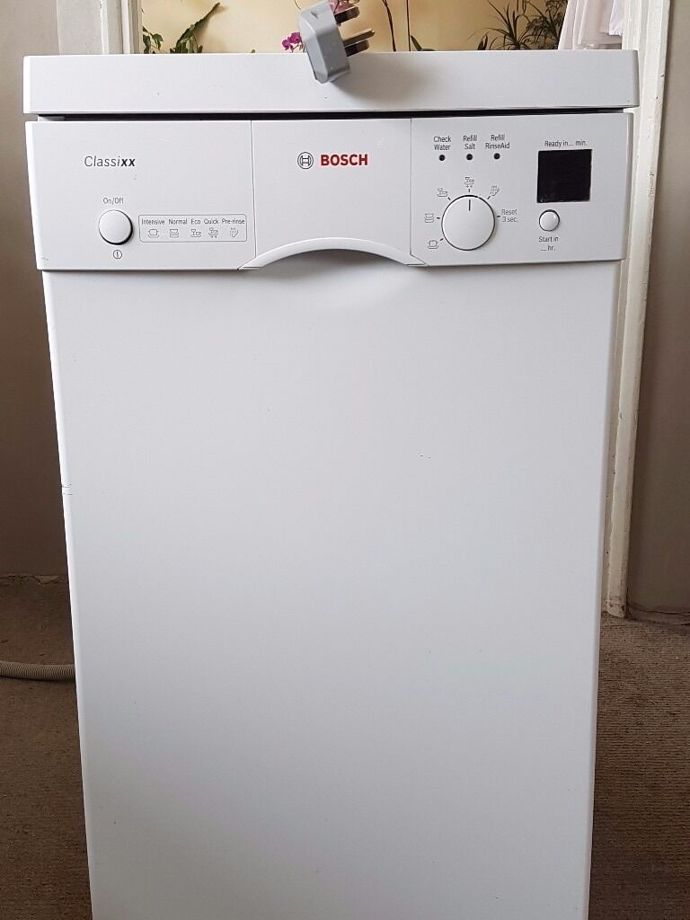 Small Dish Washer Bosh Small Dishwasher For Repair Or Parts In Rochester Kent