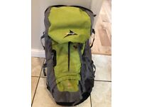 Back Pack - Vango Contour 60-10 L. Very good condition £25