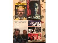 Sports book bundle