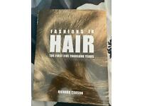 Fashions in Hair The First Five Thousand Years by Richard Corson 9780720610932