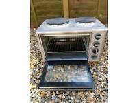 Portable oven/hob