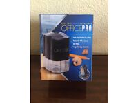OFFICEPRO BATTERY OPERATED PENCIL SHARPENER, BATTERIES INCL. (BRAND NEW STILL BOXED) RRP £19.99