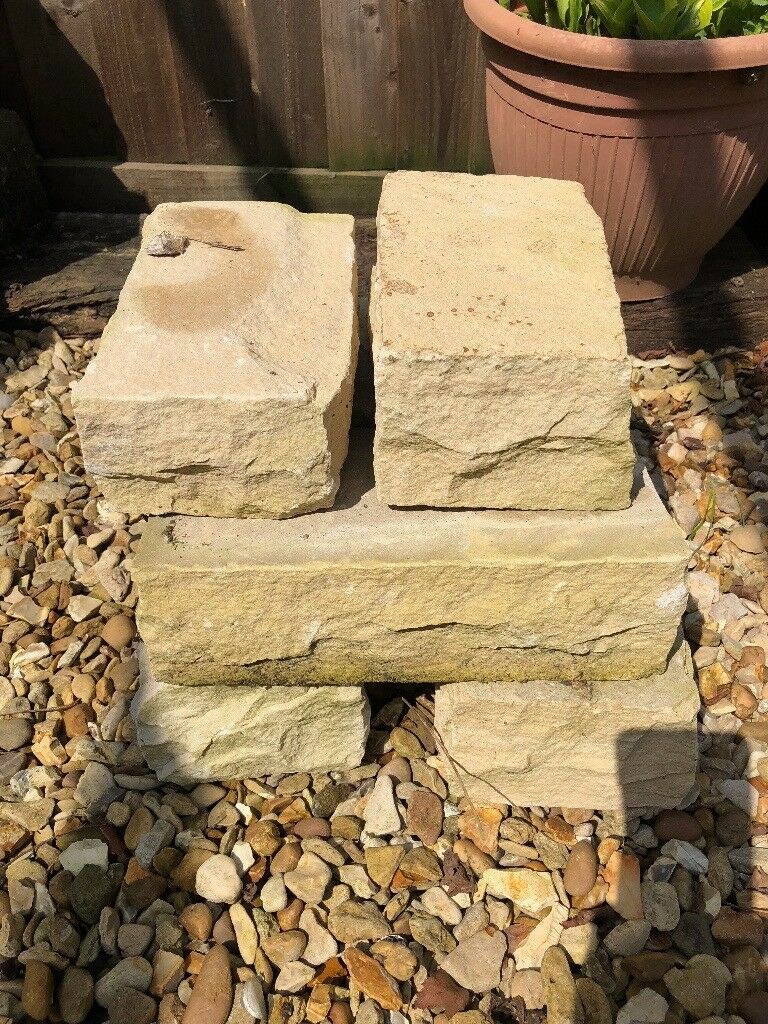 Sandstone paving and decorative stones   in Godmanchester ...