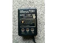 FRINGE SUPER 2 SET AMP SIGNAL DISTRIBUTION