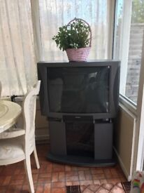 Toshiba tv 32 inch with speakers