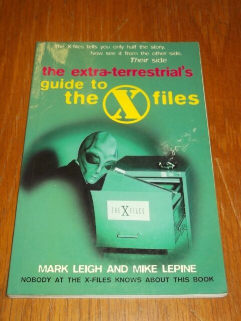 Extra-Terrestrials Guide to X-Files (Paperback)< 9780747277446