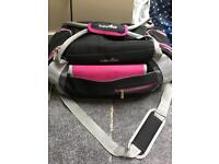 Babymoov large changing bag with accessories