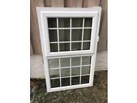 Window,White double glaze upvc windows