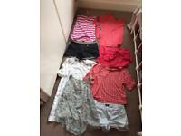 Women's clothes bundle size 10 and 12
