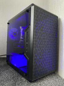 Gaming Computer PC Desktop Tower - Intel Core i5 3470, 16GB RAM, GTX 1050Ti 4GB, Win10