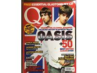 Q Magazine approx 100 job lot