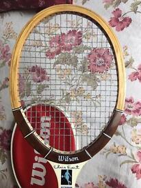 Chris Evert WILSON Tennis vintage racket