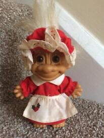 Troll - Mrs Claus