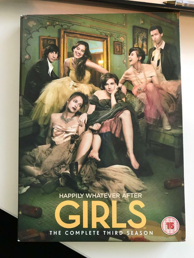 DVD Girls third series. Watched once