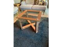 Stunning handmade solid wood coffee table
