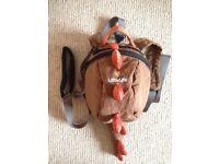 Little Life toddler dinosaur backpack/rucksack