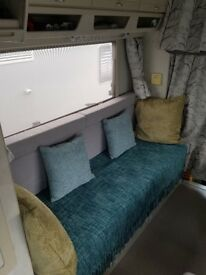 Hymer Camp motor home, Fiat Ducato 2lt petrol, low mileage and in great condition.